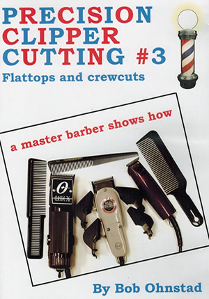 Precision Clipper Cutting 3 Flattops And Crew Cuts Traditional